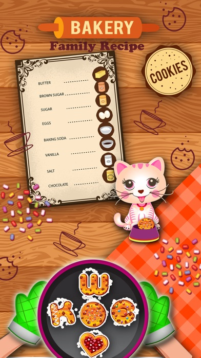 Word Cookies Cat app image