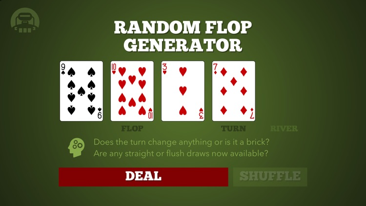 Random Flop Generator by Nathan Smith