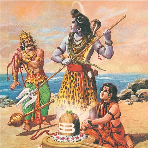 Tales of Shiva - Amar Chitra Katha Comics icon