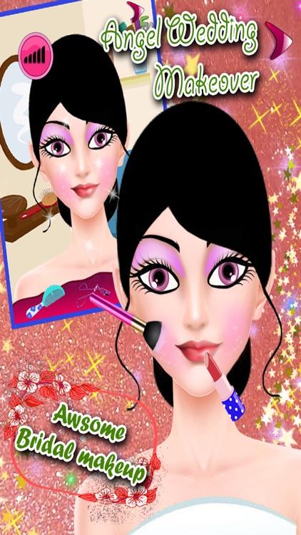 Wedding Salon -Dressup and makeup girls game screenshot-3
