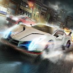 Top Speed Runner . Fast Car Racing Simulation Game