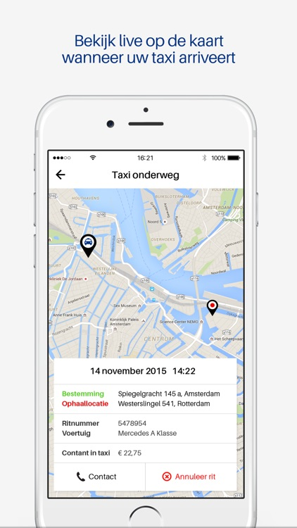 Taxi Salders screenshot-3