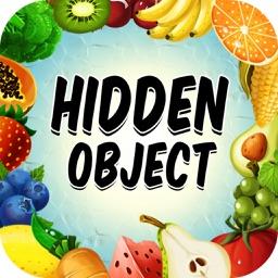 Hidden Object : Tasty Food