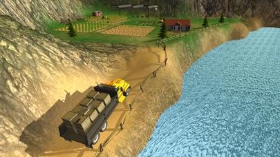 重いトラクター農民シム 2017: 農業の冒険のおすすめ画像5