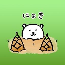 Sipa The Bear Japanese Spring