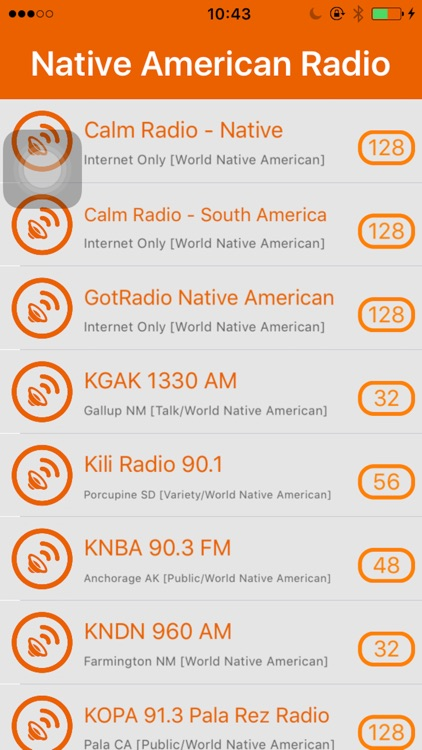 World Native American Radio screenshot-0