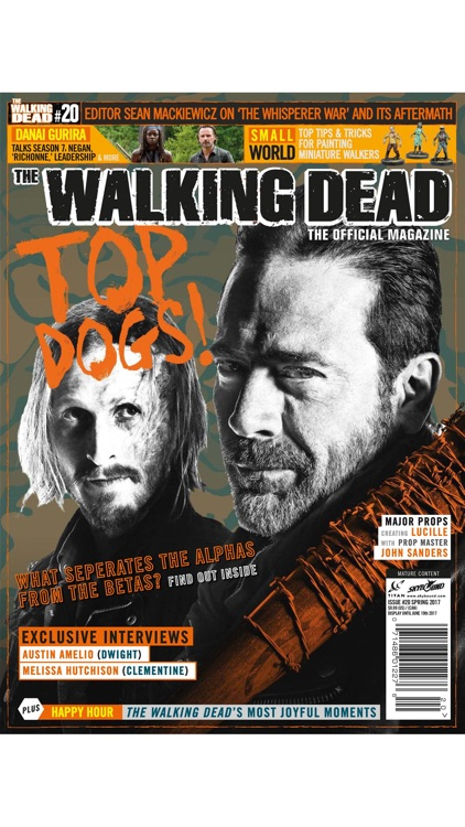 The Walking Dead: The Official Magazine screenshot-0