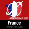 法国 旅游指南+离线地图