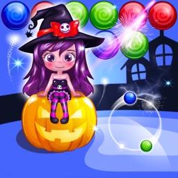Bubble Shooter Mania - Sweet Halloween