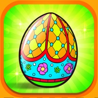Codes for Painting Easter Eggs Coloring Book For Children HD Hack
