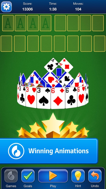 FreeCell screenshot-2