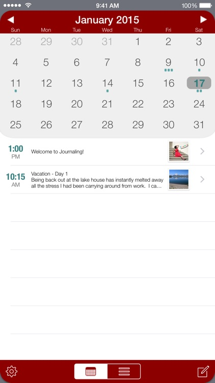 Journaling - journal / diary screenshot-2
