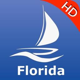 Florida GPS Nautical charts pro