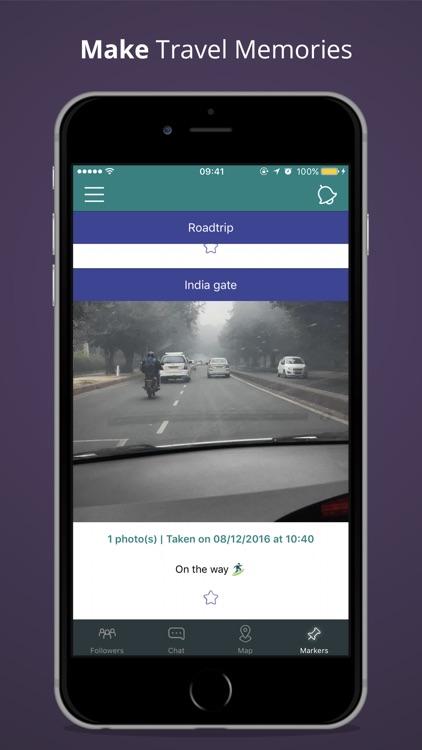 RoadCast - Travel Social screenshot-3