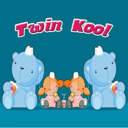 Twin Kool - Connecting the same cute image