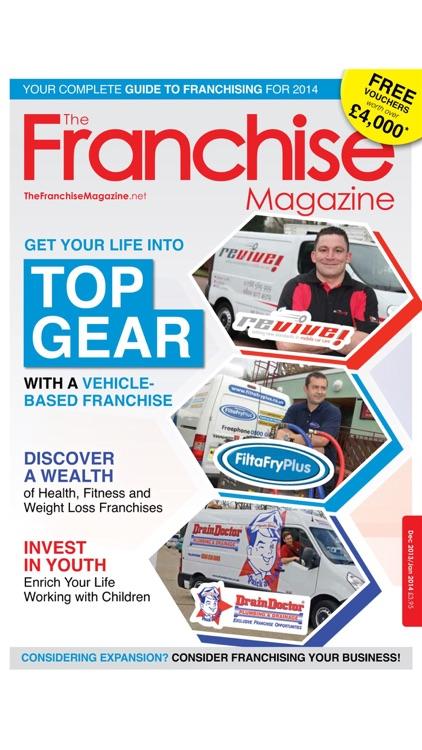 The Franchise Magazine screenshot-3