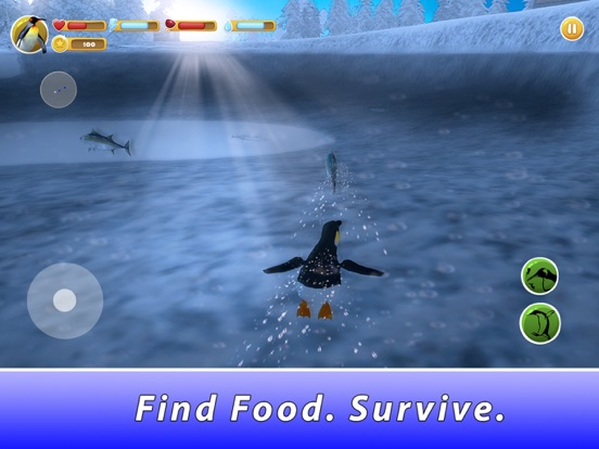 Penguin Family Simulator screenshot 7