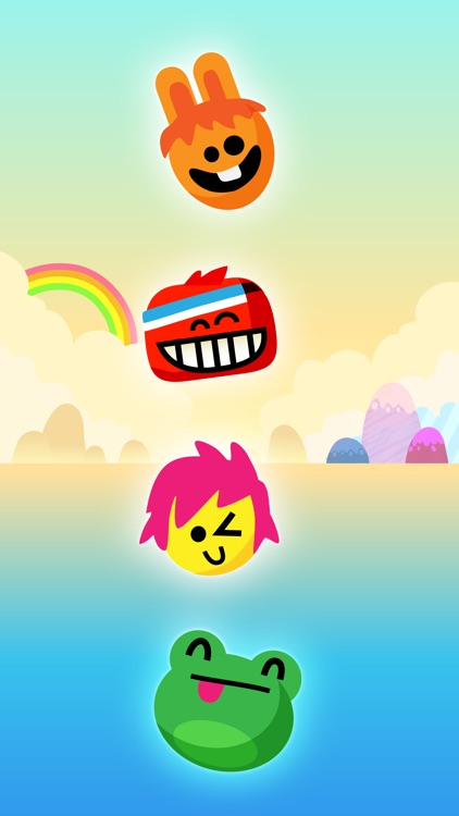 Funny Toons Stickers