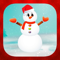 Decorate and create your snowman
