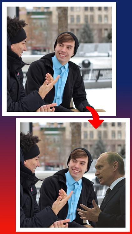 Politify - Take Photos With Presidents