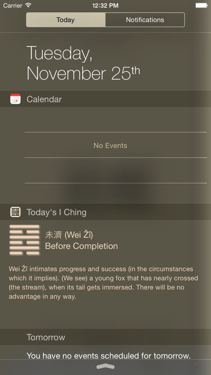 I Ching 2: an Oracle screenshot-3