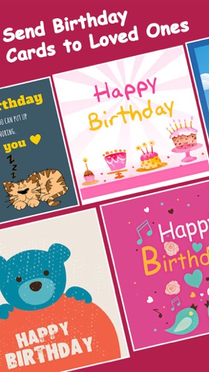 Happy birthday cards greetings free on the app store happy birthday cards greetings free on the app store m4hsunfo