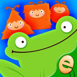 Ícone do app Criança Aprendizagem Jogos Pergunte-Me Forma &