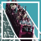 3D Roller Coaster Rush Simulator icon