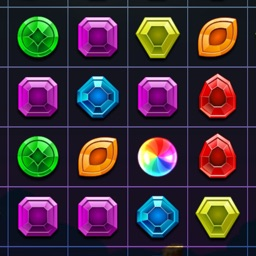Crystal Mania Match 3 Unlimited Puzzle