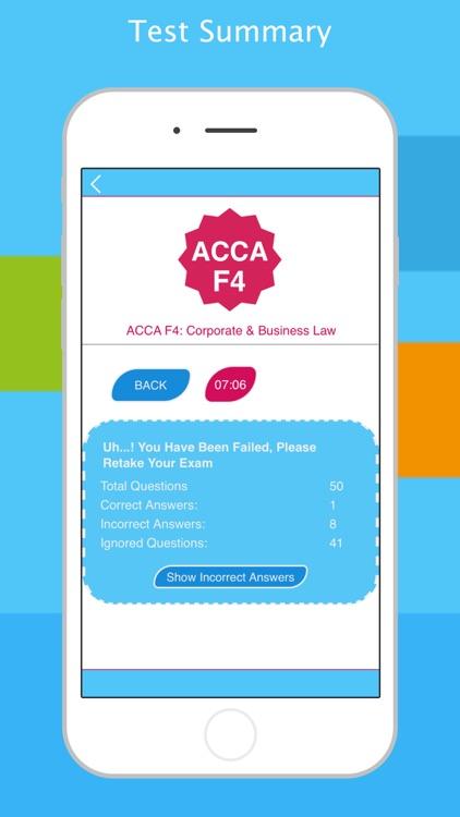 ACCA F4: Corporate & Business Law screenshot-3