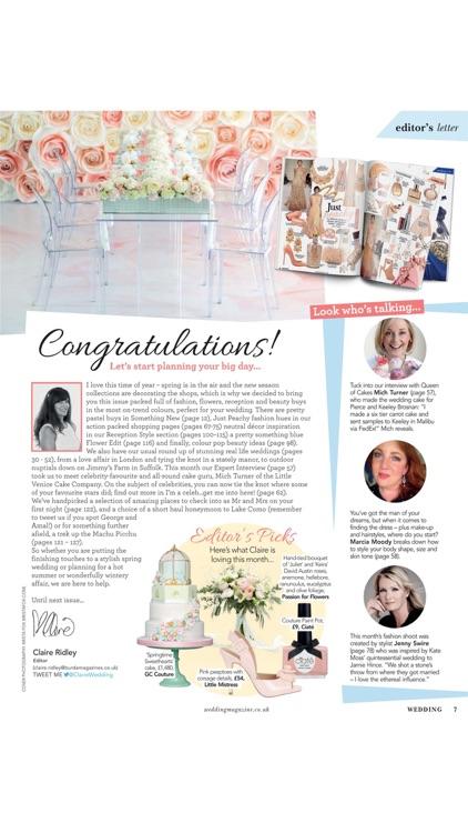 Wedding Magazine.
