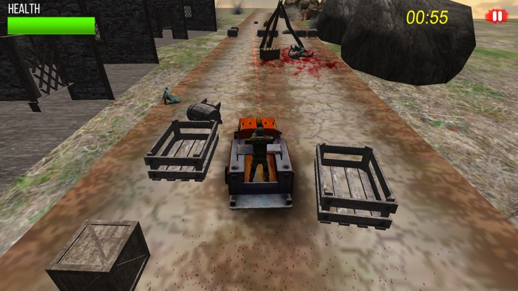 Zombie Shooter 3D : Killing Zombies to Survive
