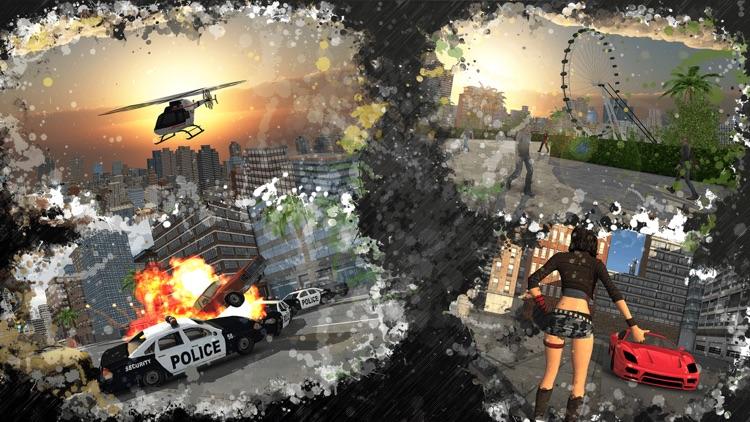 Clash of Crime Mad City Full screenshot-4