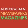AUSTRALIAN NEWSPAPERS & MAGAZINES