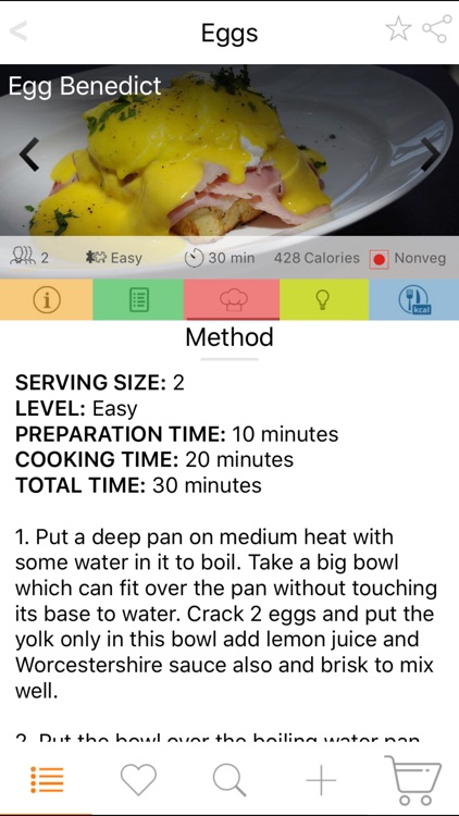 Healthy Breakfast Recipes & Brunch Recipes screenshot-2