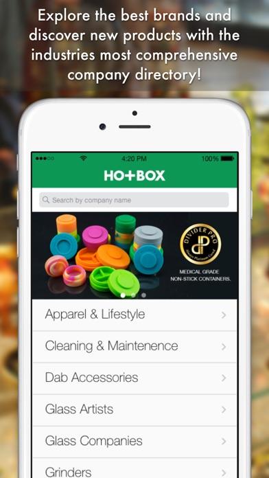HotBox Smoke Shop Finder screenshot three