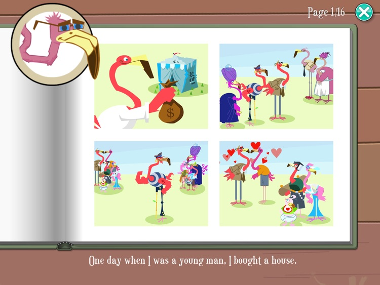 Storytelling for Kids by Mingoville screenshot-4
