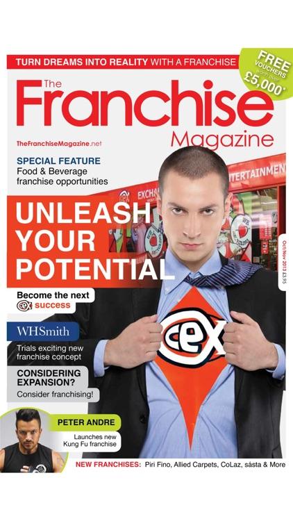 The Franchise Magazine screenshot-4