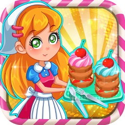 Cooking Cake - Games for kids