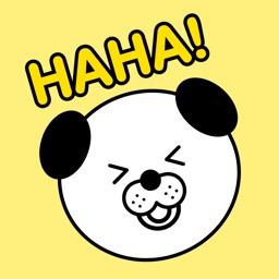 Cute Puppy Sticker for iMessage