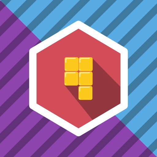 9squared! - Stack and match colored blocks puzzle