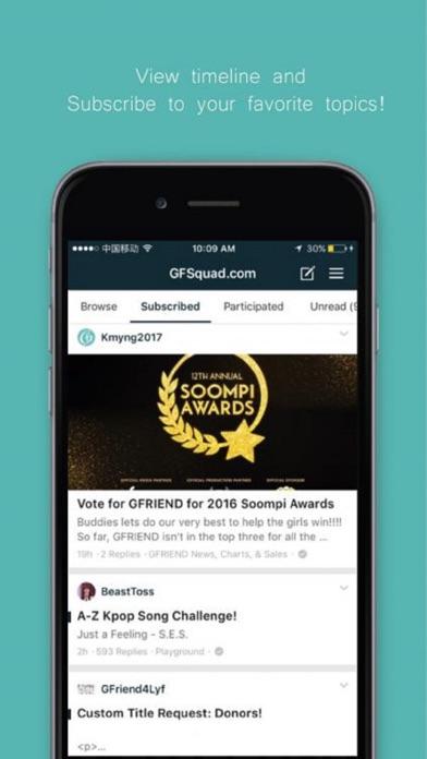 GFSquad.com screenshot 4