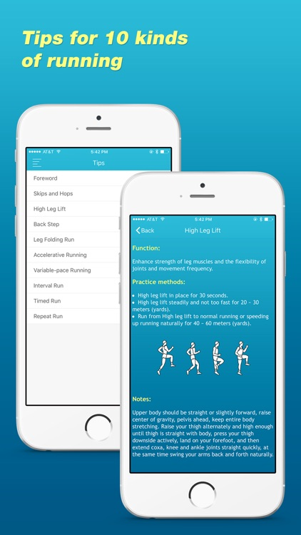 Run Coach - Becoming Half Marathon Runner screenshot-3