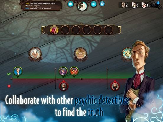 Screenshot #5 for Mysterium: A Psychic Clue Game