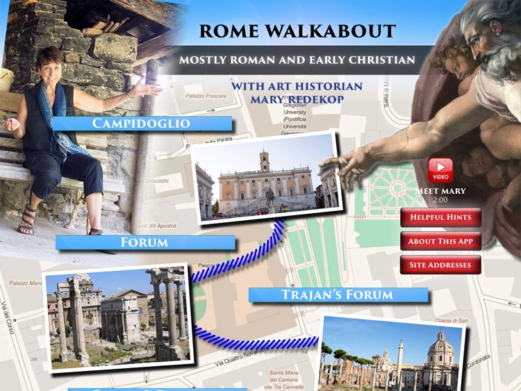 Mostly Roman and Early Christian Walkabout