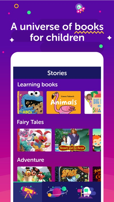 PlayKids Stories - Books for Kids Screenshot