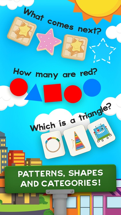 Animal Math Kindergarten Games screenshot-2