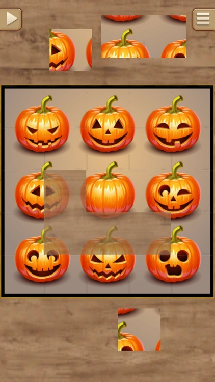 Halloween Jigsaw Puzzles Game screenshot-3