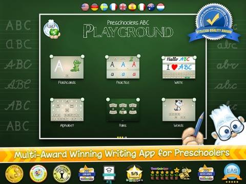 Preschoolers ABC Playground - náhled
