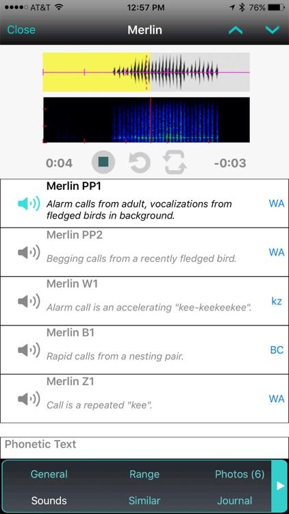 iBird Pro: UK & Ireland Guide to Birds screenshot-4